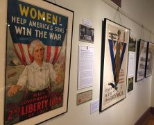 WWI Exhibit opens in downtown Aurora